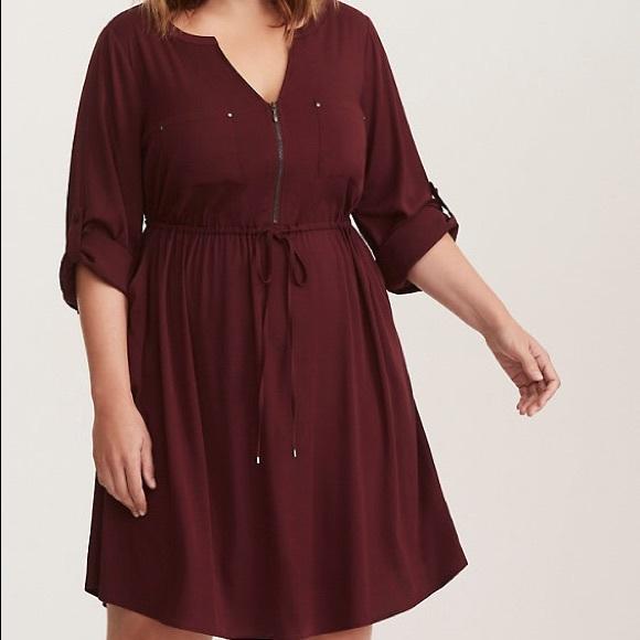 torrid Dresses & Skirts - Torrid size 1 dress